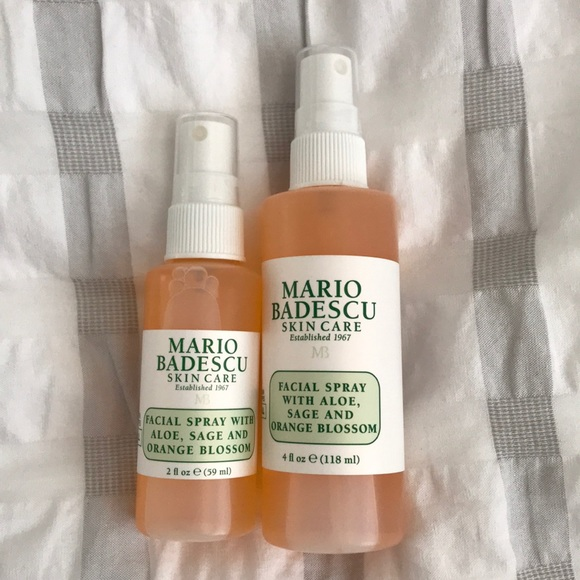 Mario Badescu Facial Spray 2 Pack
